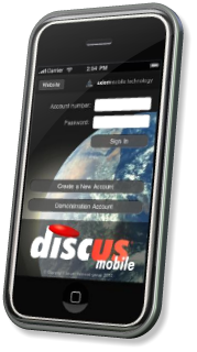 Discus Mobile Screenshot