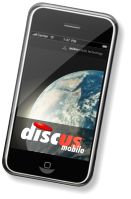Discus Mobile graphic